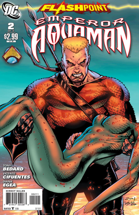 Flashpoint Emperor Aquaman Vol 1 2