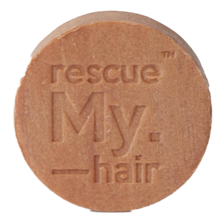Pastilla de champú nutritivo de Rescue My Hair