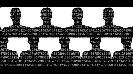 El anonimato de los números