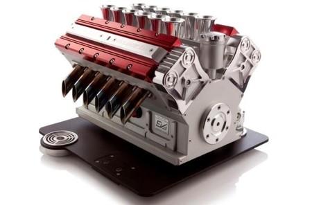 Cafetera Espresso Veloce Serie Titanio V-12