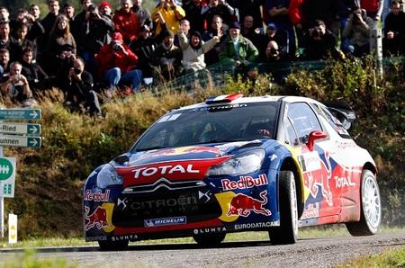 Rallye de Alsacia 2012: Sébastien Loeb camino del noveno Mundial, Dani Sordo cae al quinto puesto