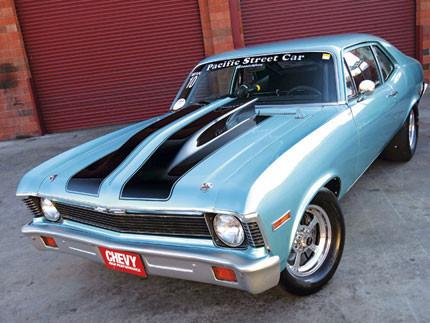 1971 Chevrolet Nova Street Racer