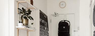 Trucos y consejos para decorar la entrada o el hall, sea cual sea su tamaño