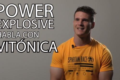 Entrevista a Power Explosive: 'no me podía imaginar llegar a dónde estoy ahora'