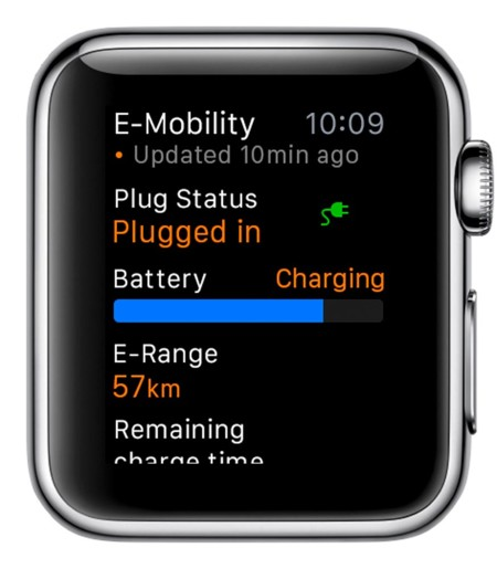 Apple Watch Porsche