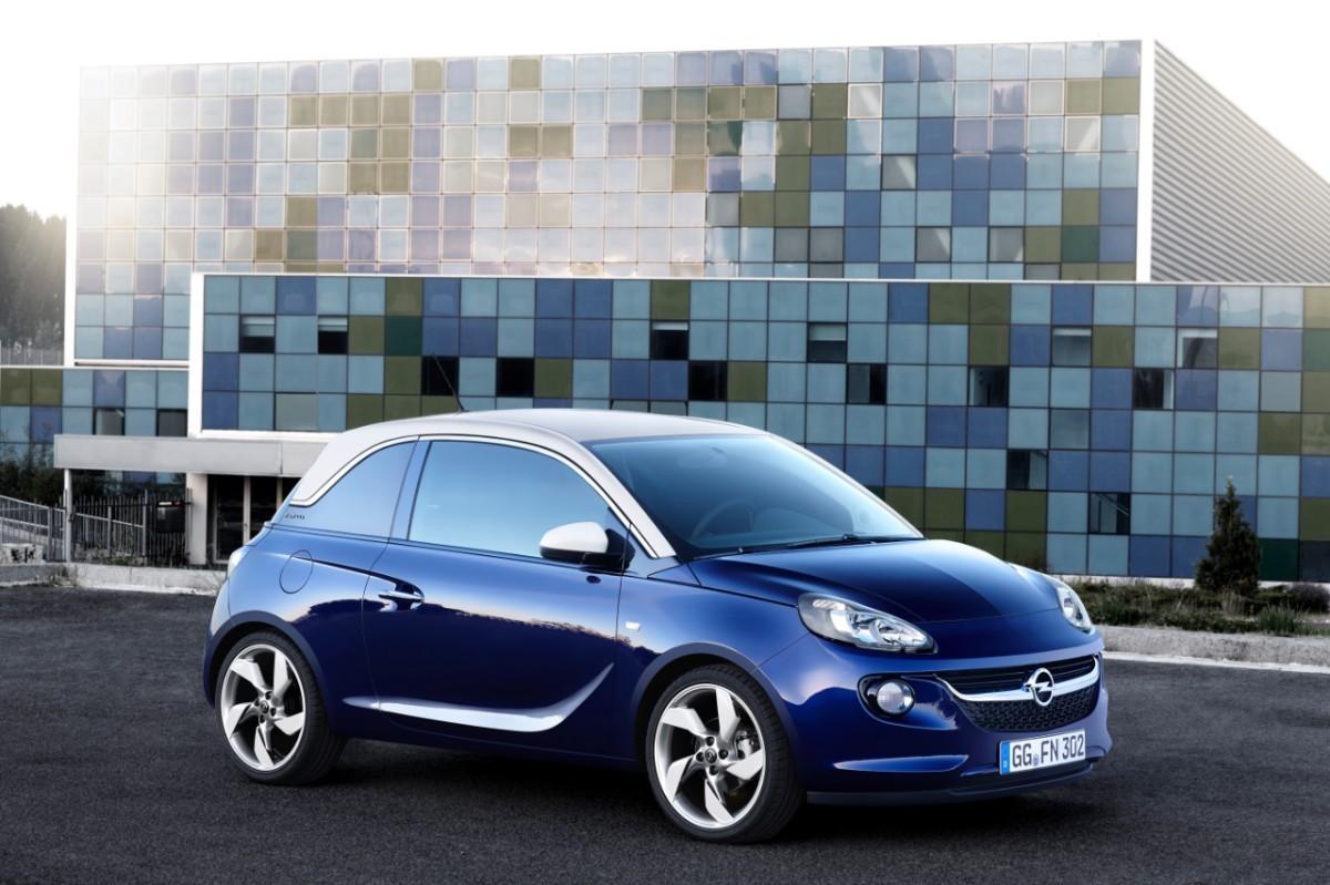 Foto de Opel Adam (35/50)