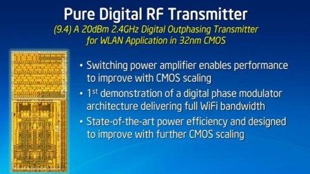 Intel logra integrar componentes de radiofrecuencia para sistemas WiFi en sus CPU Atom