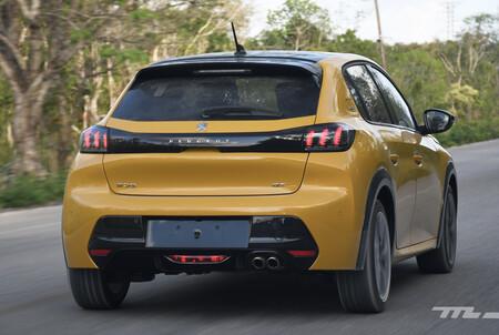 Peugeot 208 2022 Lanzamiento Mexico Prueba 5