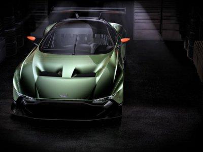 Aston Martin Vulcan para calle... ¡en camino!