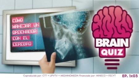 [Vídeo] Brain Quiz: Cómo manejar el ordenador con el cerebro