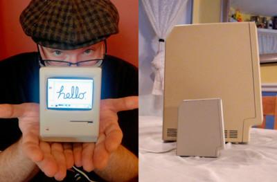 Con ustedes, el Macintosh más pequeño del mundo