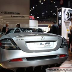 Foto 5 de 20 de la galería mercedes-slr-mclaren-roadster-722-s-en-el-salon-de-paris en Motorpasión