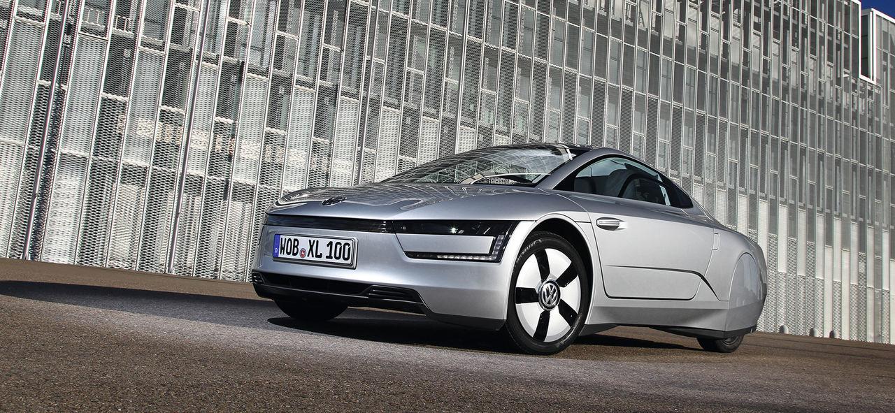 Foto de Volkswagen XL1 2013 (7/49)