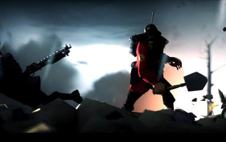 Así es Battlefortress 1: el tráiler de Battlefield 1 hecho con los personajes de Team Fortress 2