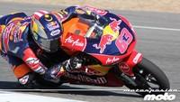 Todos los pilotos de la parrilla de Moto3 en imágenes de los test de Jerez