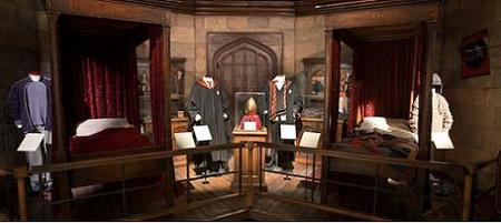 Exhibición de Harry Potter en el Museo de Ciencia e Industria de Chicago
