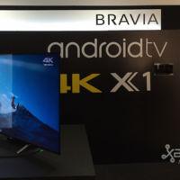 El matrimonio Sony-Google llega a México con sus nuevos televisores BRAVIA con Android TV
