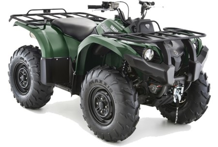 Yamahaexperience 2016 Grizzly 450eps