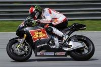 MotoGP 2011 en Sepang: Marco Simoncelli se anota el mejor tiempo global
