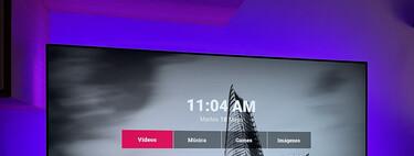 Cómo cambiar el aspecto de Kodi en un televisor con Android TV añadiendo add-ons sin salir de la aplicación