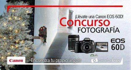 Gana una Canon 60D en nuestro concurso del Club Xataka Foto