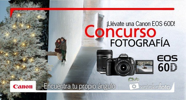 Concurso Canon 60D en Club Xataka Foto