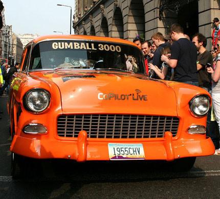 Taxi Cab Gumball 3000