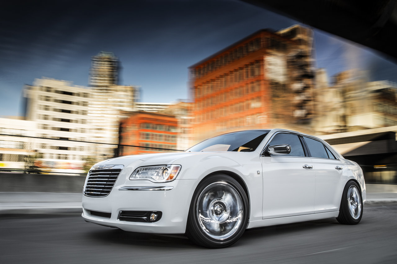 Foto de Chrysler 300C Motown Edition (6/21)