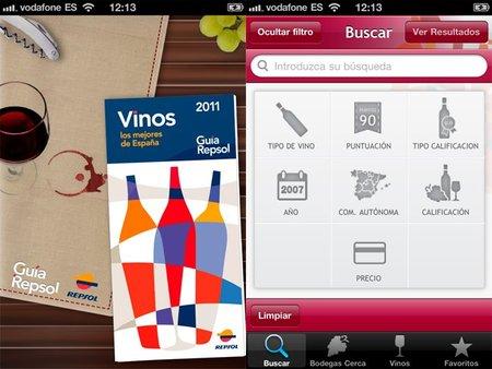 Guía Repsol Vinos