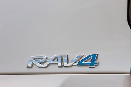 Toyota RAV4 EV logo