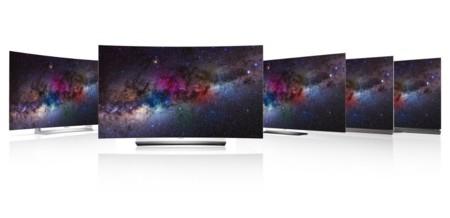 LG presenta su nueva línea de TV OLED 4K