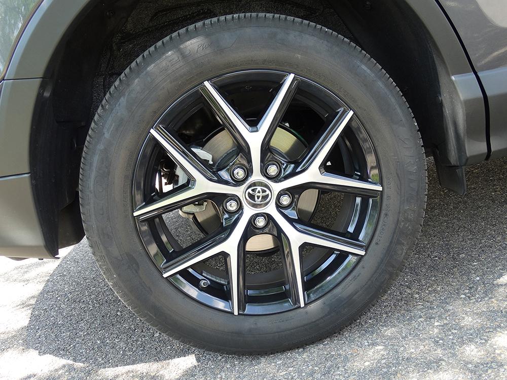 Foto de Prueba Toyota RAV4 hybrid: exteriores (7/18)