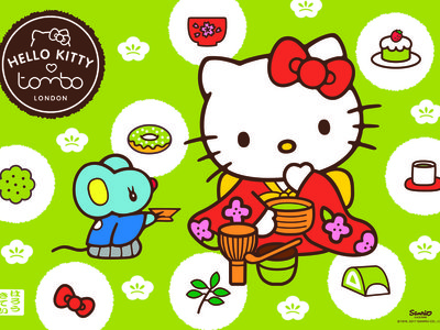 La fiebre de Hello Kitty vuelve a Londres con la apertura de un pop-up café