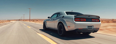 El Dodge Challenger SRT Hellcat Redeye pierde la timidez y muestra su poder en este video