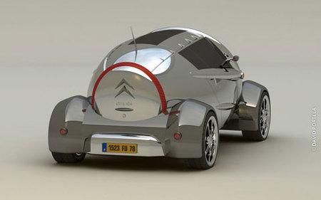 Citroën 2CV de David Portela