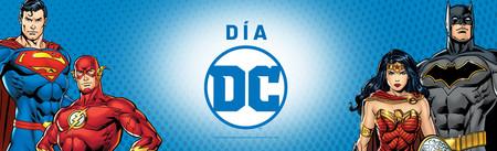 Ropa, merchandising y figuras coleccionables rebajadas en el día DC Comics de Zavvi hasta un 30%
