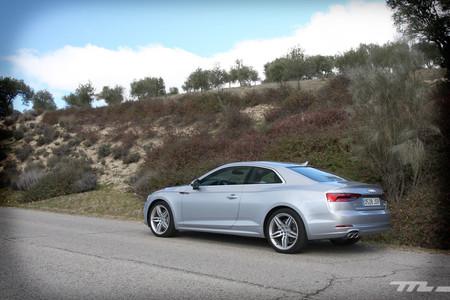 Audi A5 Coupe Prueba 20