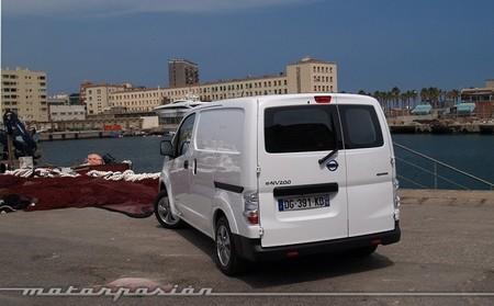 Nissan e-NN200 Furgón