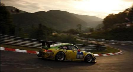El Porsche 911 es el Rey del Nürburgring