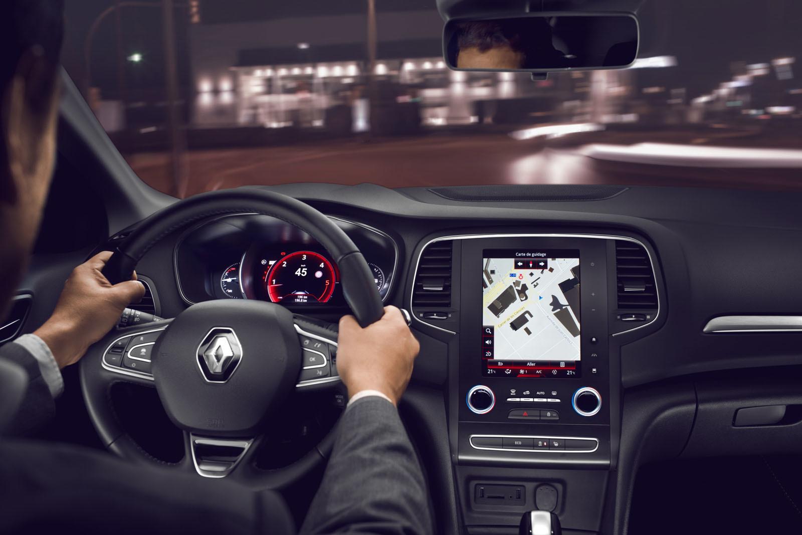 Foto de Renault Mégane 2016 (presentación) (95/97)
