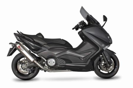 Escape Scorpion Serket para Yamaha TMAX 530: ligereza y prestaciones