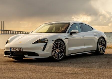 Porsche Taycan Turbo 2020 1280 02