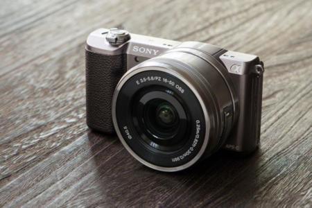 Sony A5100: rapidez en pequeño tamaño