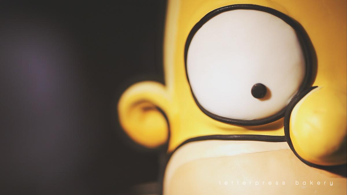 Foto de Homer Simpson Strormtrooper Cake (2/12)