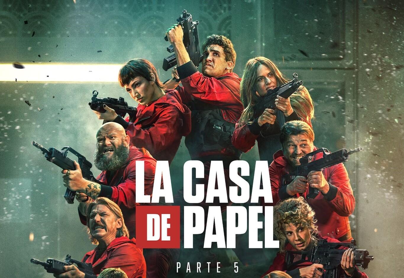 La casa de papel (2021) crítica: la abrumadora temporada final de la serie  de Netflix lo confía todo a la carta de la adrenalina con desigual resultado