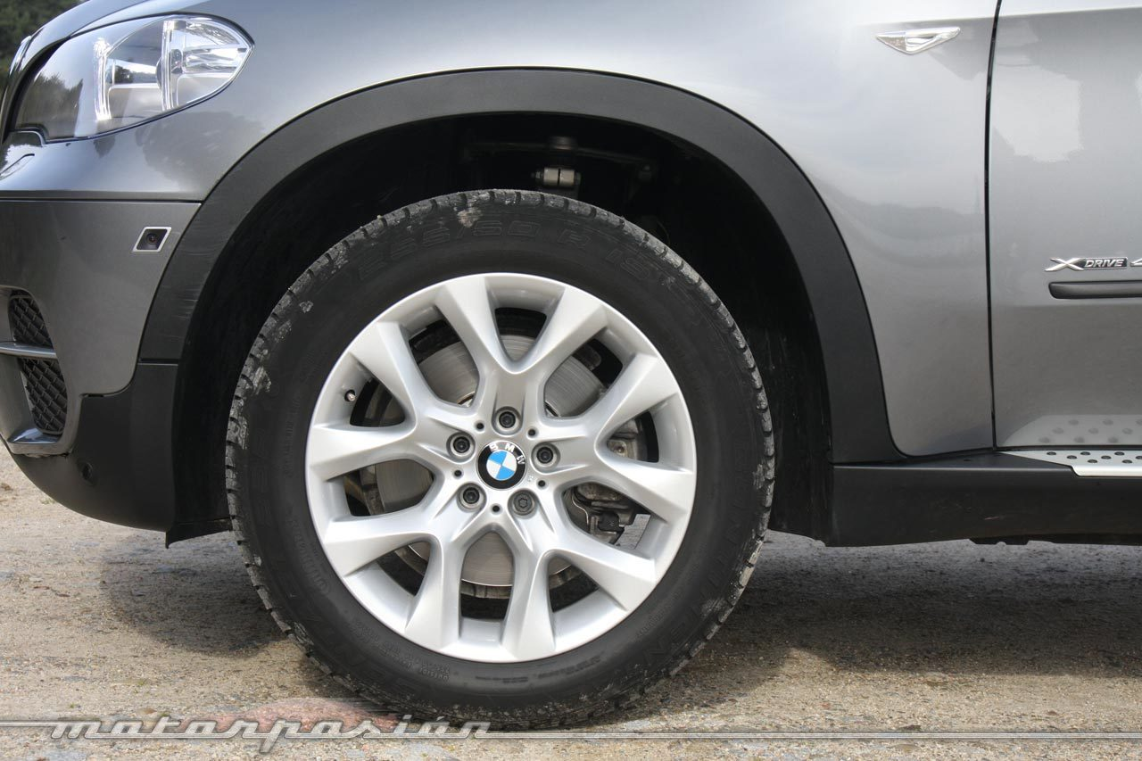 Foto de BMW X5 4.0d xDrive (prueba) (15/48)