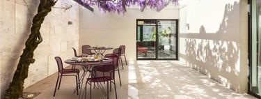 Estilos clásico y contemporáneo se combinan en Villa, la nueva silla de Jun Yasumoto para Colos