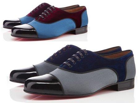 Christian Louboutin presenta el John John, un zapato de lo más elegante