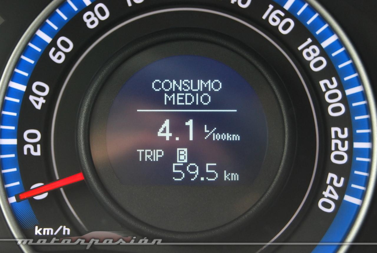 Foto de Toyota Auris HSD (prueba) (49/77)