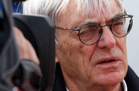 Bernie Ecclestone quiere una Fórmula 1 con tan sólo 10 escuderías